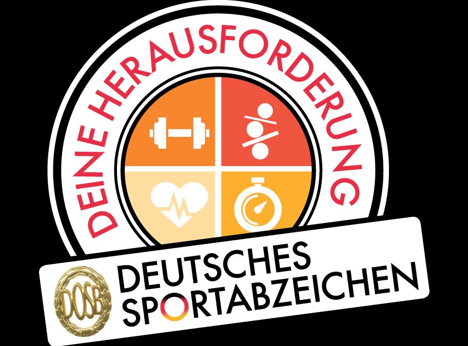 Verleihung der Sportabzeichen 2020